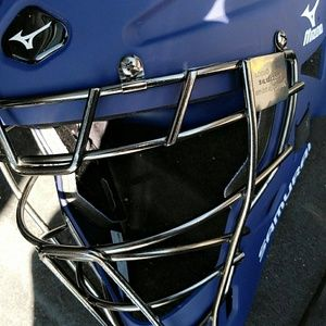 Mizuno Other - Mizuno G4 Samurai Catchers Helmet